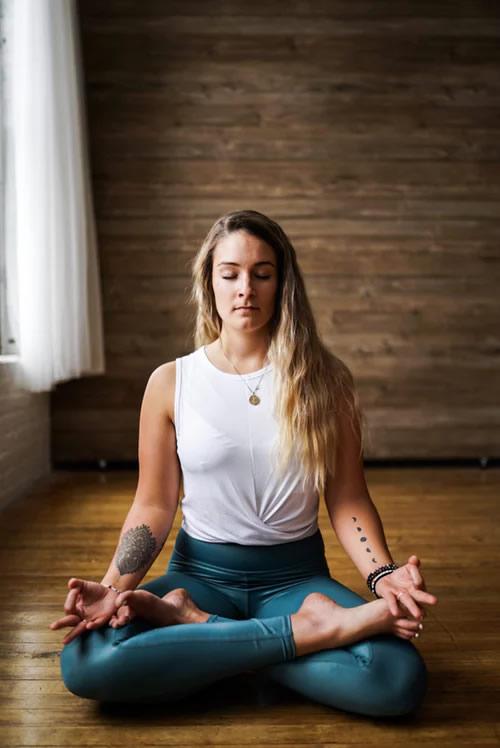 Iniciación al yoga 3