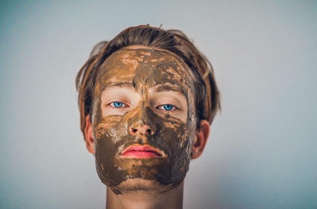 Exfoliar la piel de la cara 2