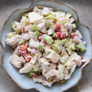 Receta de ensalada de pollo