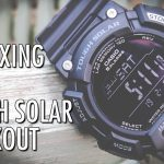 Reloj Casio Tough Solar STL-S110H