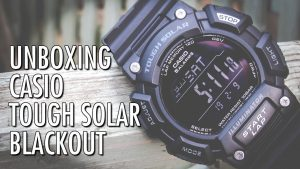Reloj Casio Tough Solar STL-S110H