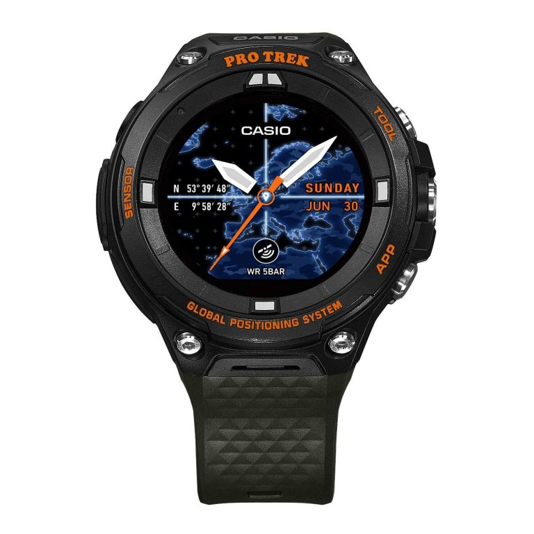 Casio Pro Trek WSD-F30-reloj