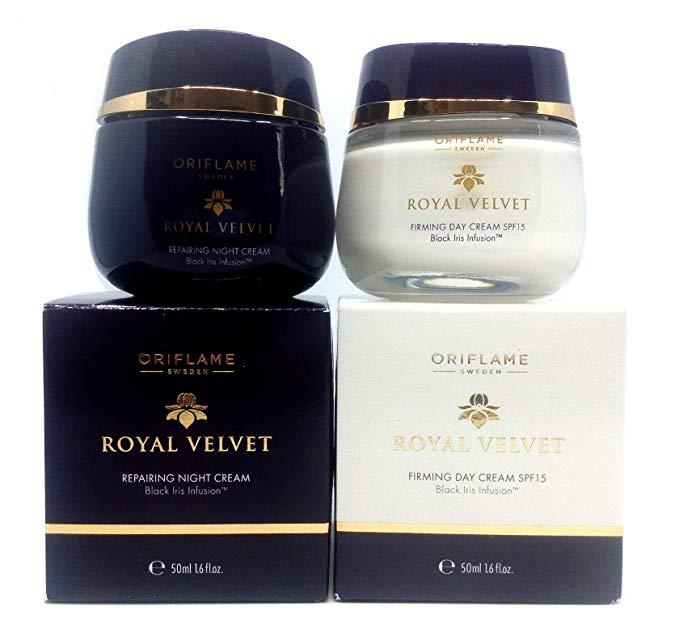 Oriflame Royal Velvet Crema de Día y de Noche