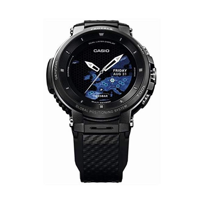reloj-Casio Pro Trek WSD-F30