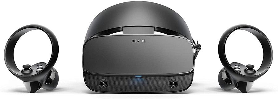 Oculus Rift S PC-Powered VR Gaming HeadsetOculus Rift S PC-Powered VR Gaming Headset