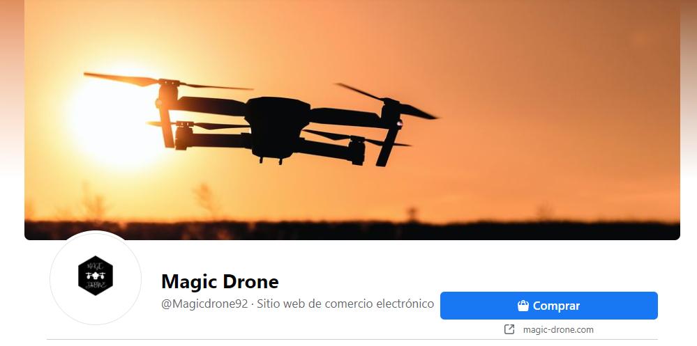 Magic-Drone opiniones