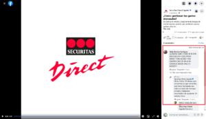 opiniones securitas direct facebook
