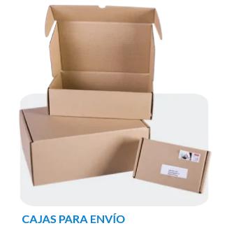 cajas para envío